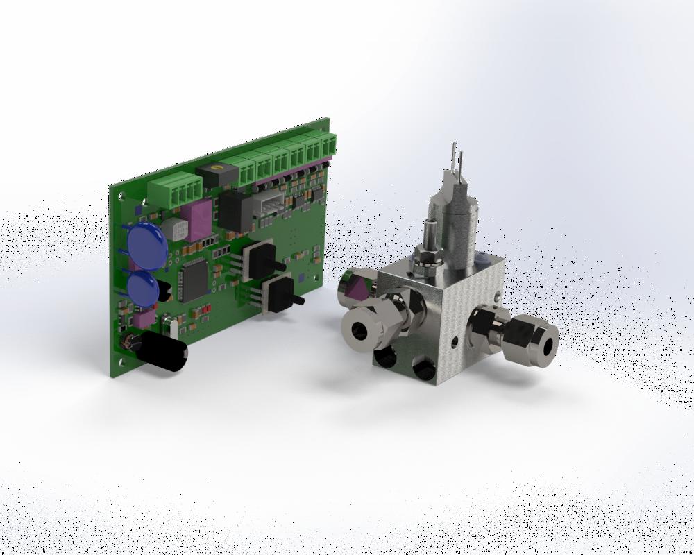 pressure-control-module