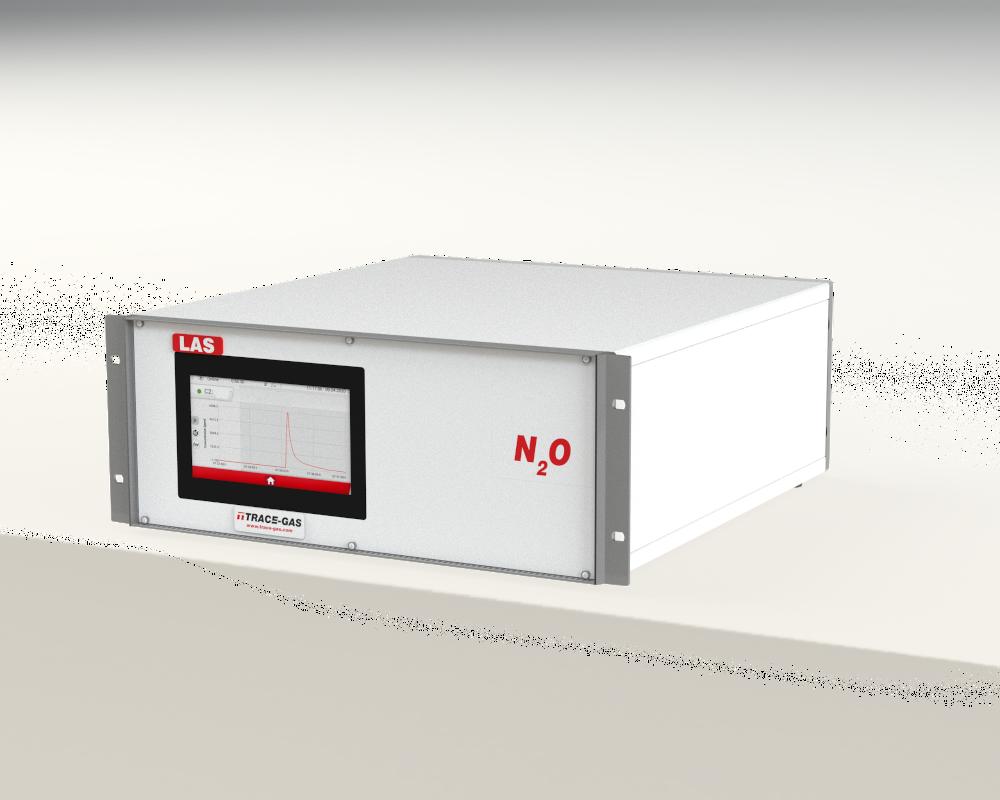 Laser absorption spectroscopy hot LAS N2O
