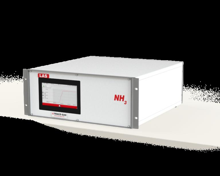 LAS Analysator NH3, Laserabsorptionspektroskopie, Gasanalysator, NH3