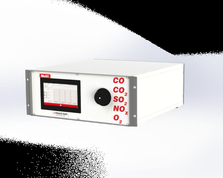 Multigasanalyzer, Multigasanalysator