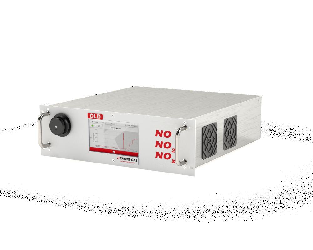Chemiluminescence detector NO NO2 NOX